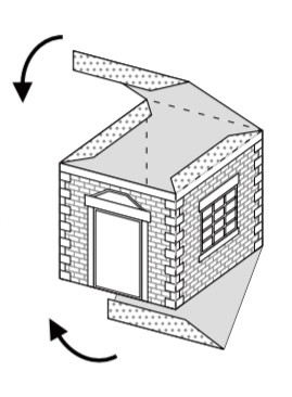 Make a box house