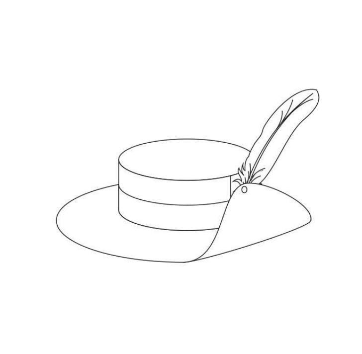 Make your own Stuart Hat