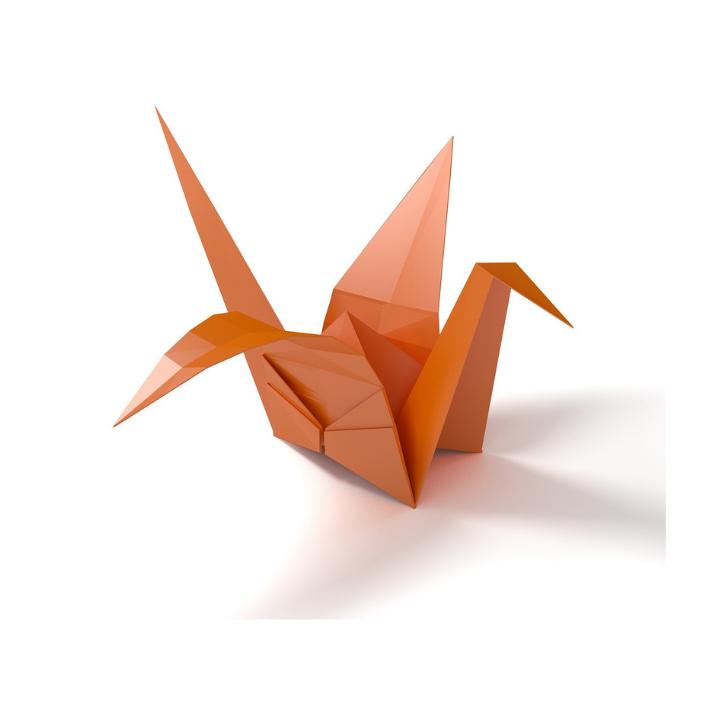 Flapping Bird Origami