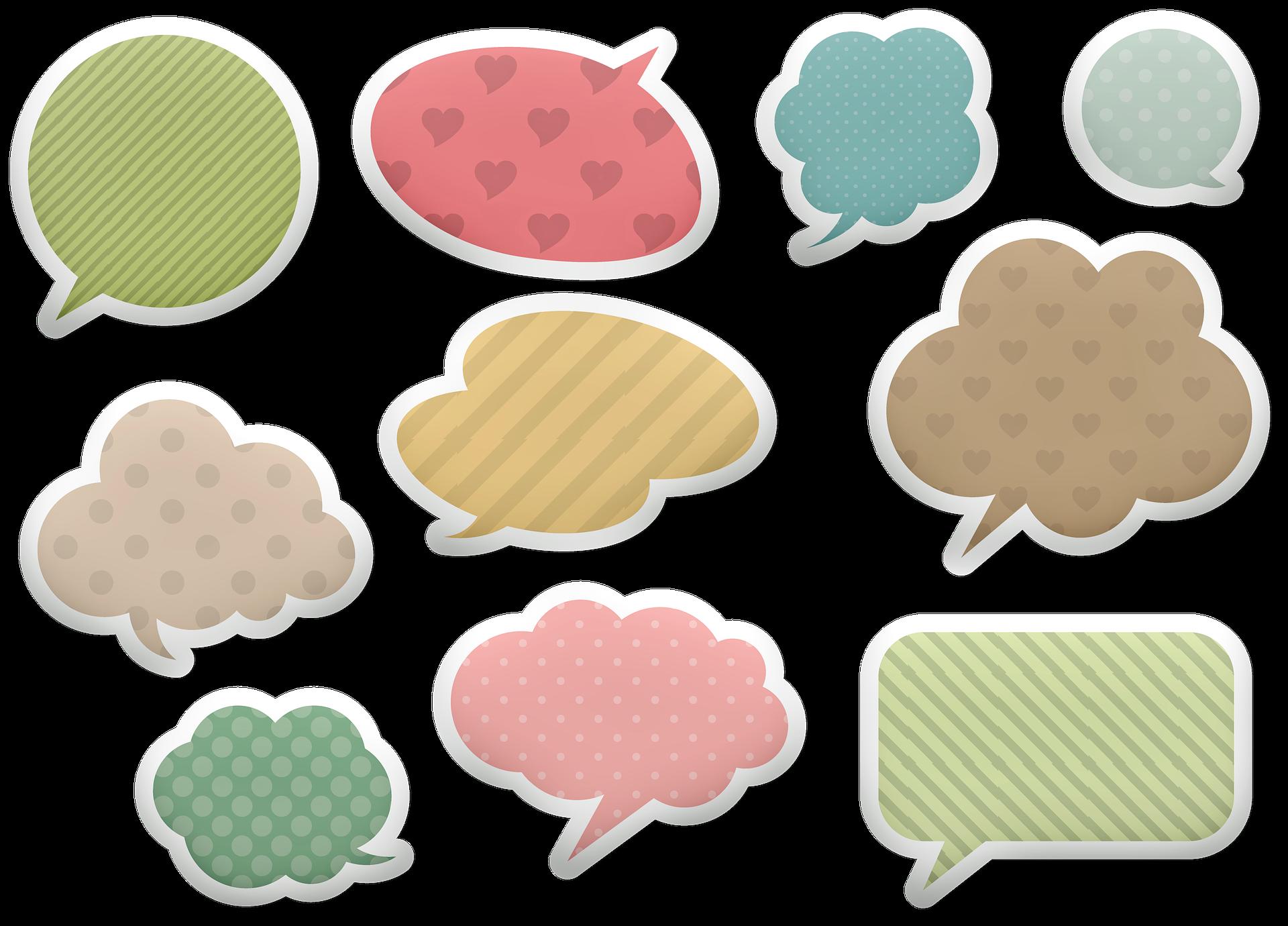 How to write good dialogue