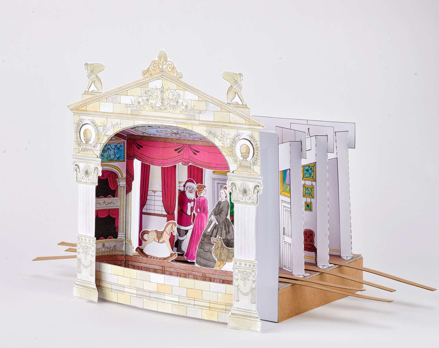 Make your own Victorian Toy Theatre