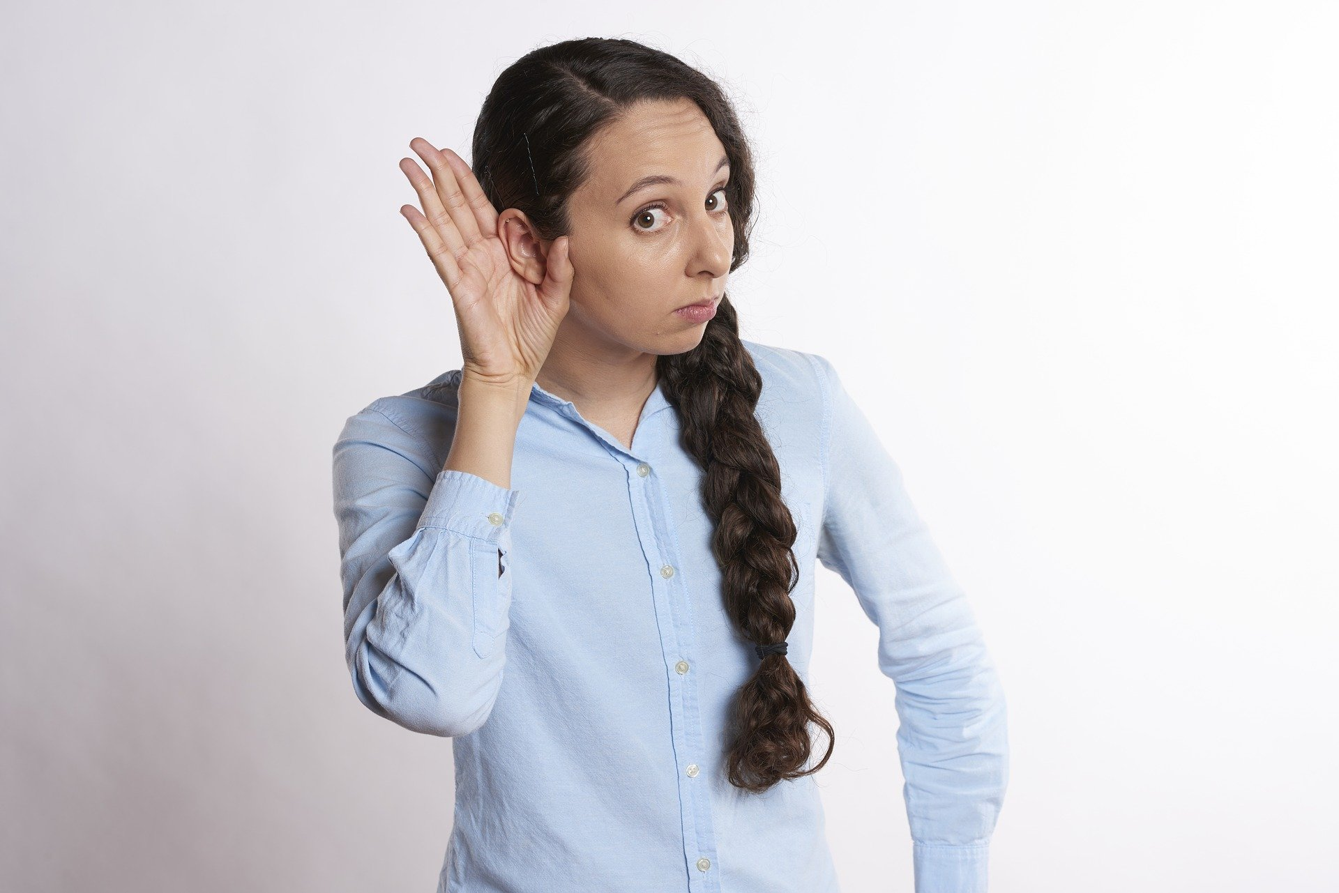 What are human hearing ranges?
