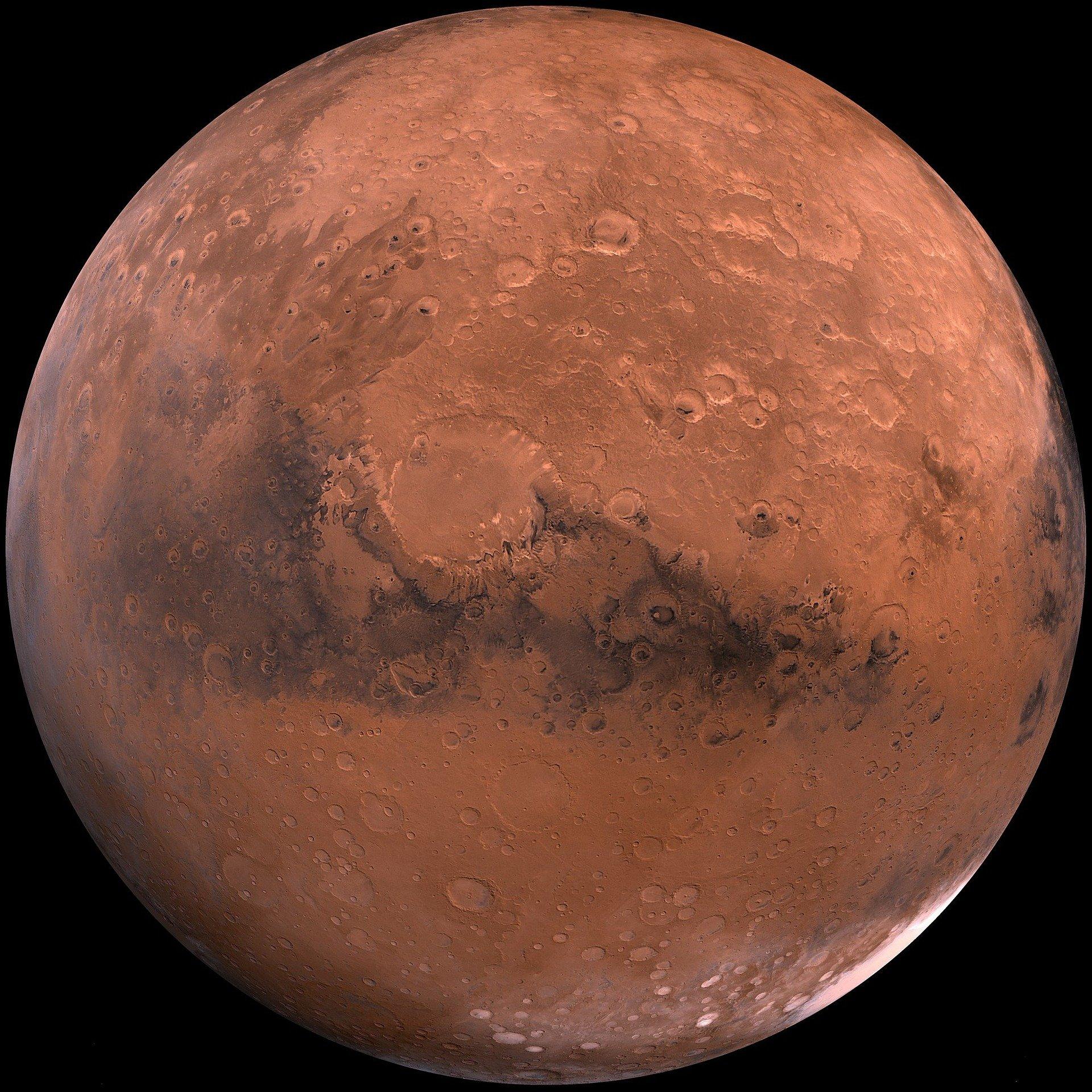 Mars Fact File