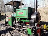 Locomotive – 6 Pieces